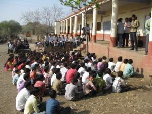 SCHOOL awareness